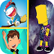 Guess The Cartoon Characters - Androidアプリ