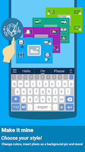 ai.type Plus + Emoji Tastatur Screenshot