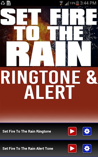 Set Fire to the Rain Ringtone