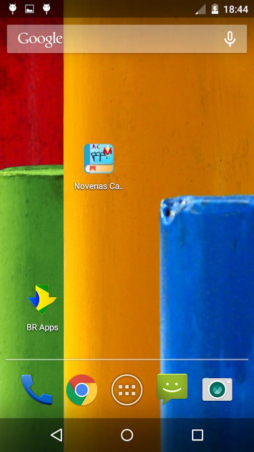 Novenas Católica JMC - screenshot