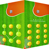 AppLock Theme Tennis