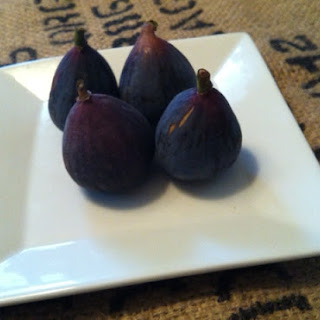 Roasted Figs with Blue Cheese and Honey Recipe