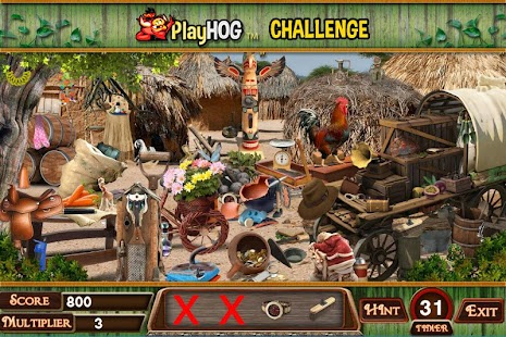 Challenge #217 Village Life New Free Hidden Object - náhled