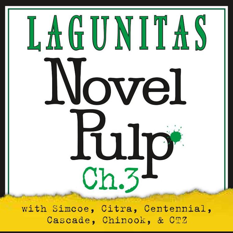 Logo of Lagunitas Novel Pulp Ch. 3