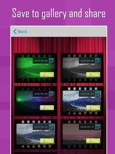 V2Art ud83dudd25 video effects and filters, Photo FX 1.0.40 screenshots 11