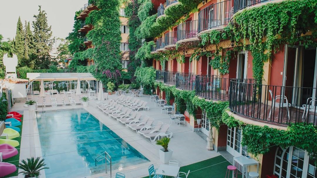 Hotel los ngeles hotel con encanto en granada - Hotel los angeles en granada ...