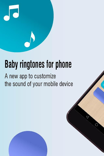 baby ringtones for phone, baby sounds free screenshots 1