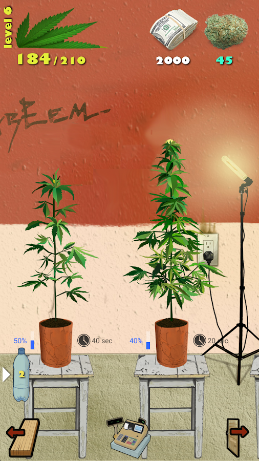 Weed Firm: RePlanted- screenshot