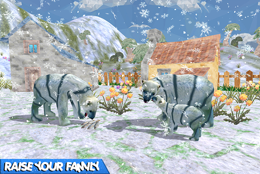 Bear Family Fantasy Jungle  captures d'écran 2