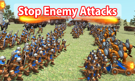 Medieval Wars: Hundred Years War 3D 1.2 de.gamequotes.net 1