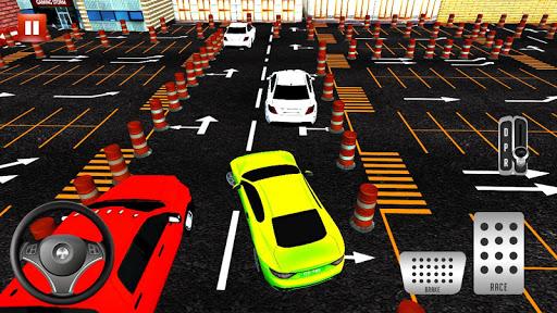 Modern Car parking simulator –Crazy car stunt 2019 screenshot 7