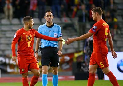 """L'optimisme de Jan Vertonghen: """"Un bon Eden Hazard à l'Euro"""""""