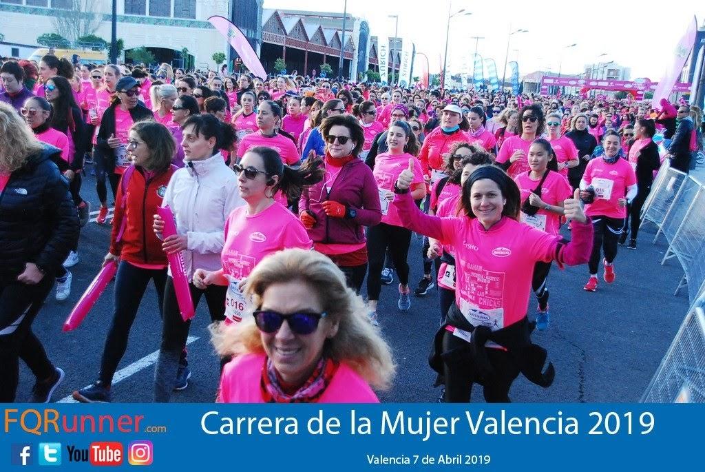 Fotos Carrera de la Mujer Valencia 2019
