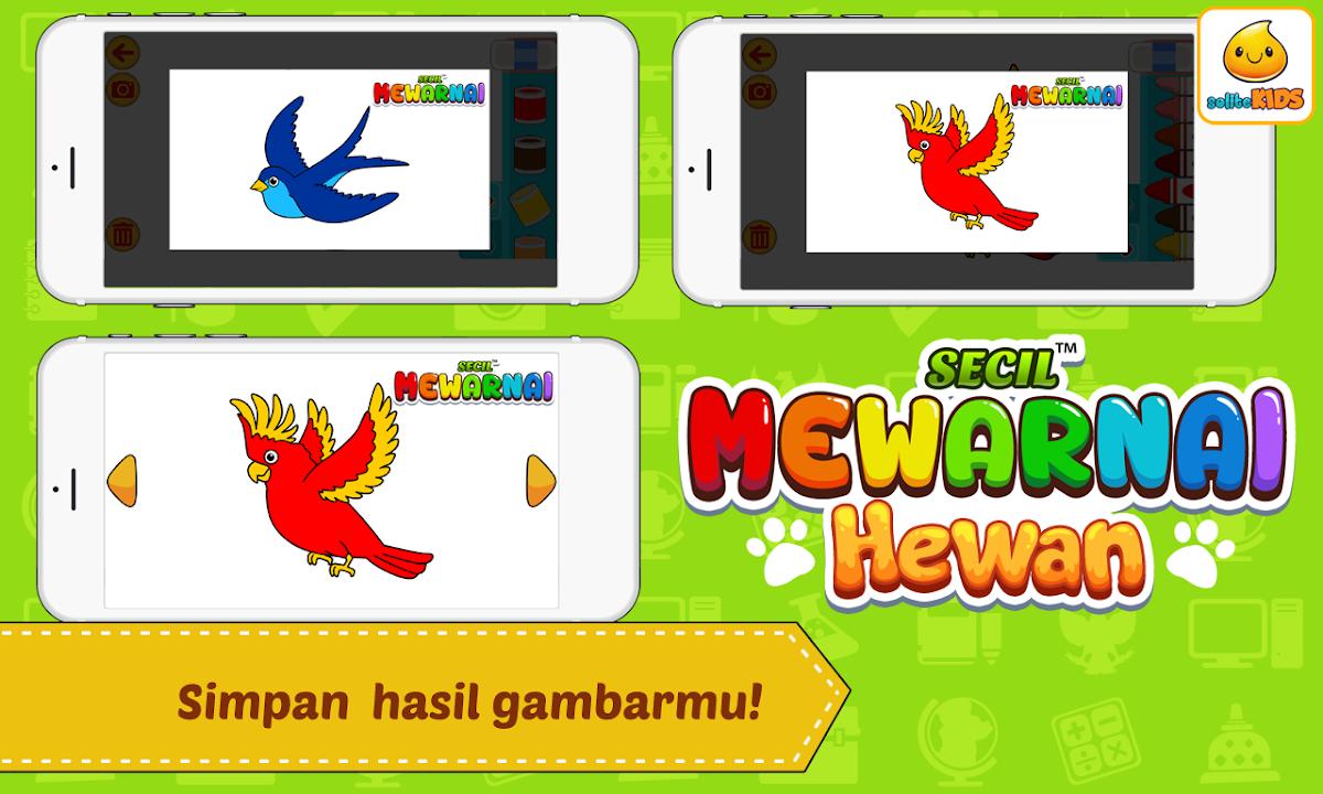 Download Mewarnai Hewan Kartun Free For Android Mewarnai