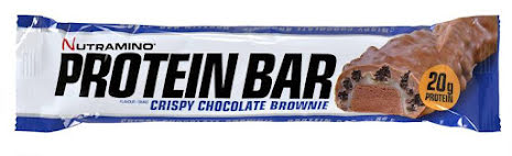 Nutramino Bar Crispy Chocolate Brownie 12st