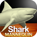 Shark Mannequin icon