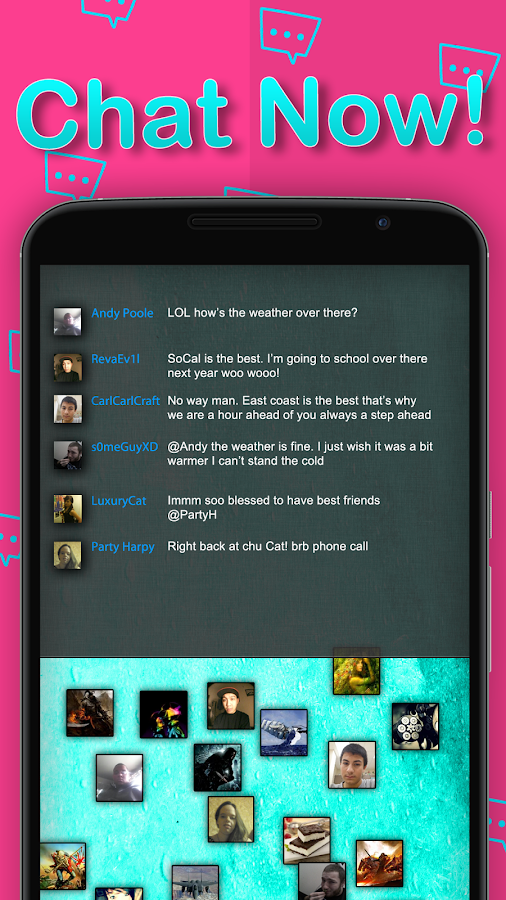 chatrooms for android