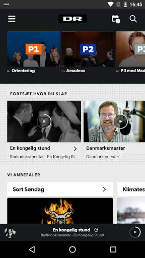 DR Radio 6.0.3 screenshots 1