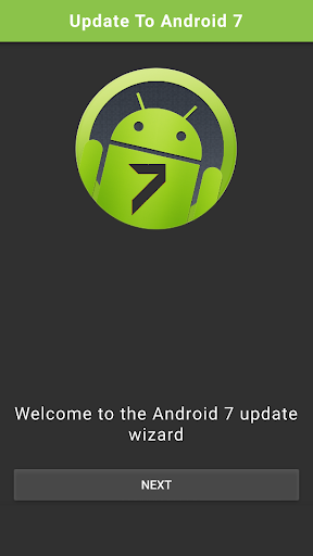 Update To Android 7 / Upgrade To Android Nougat Apk apps 2