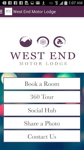 West End Motor Lodge