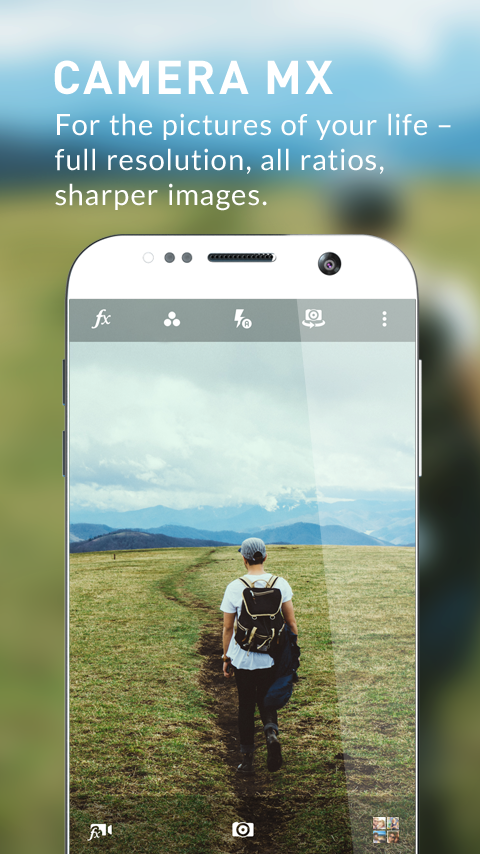 Camera MX - Photo & Video Camera Screenshot