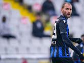 Opnieuw pech voor Club Brugge: nu is ook Bas Dost out