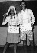 "Photo: Poconos Hebrew ""Hansel and Gretel"" 1959"