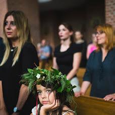 Wedding photographer Elwira Kruszelnicka (kruszelnicka). Photo of 30.08.2016