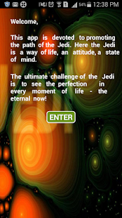 Become a Jedi- screenshot thumbnail