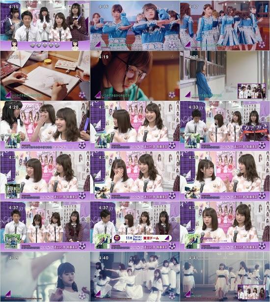 (TV-Music)(1080i) 乃木坂46 Part – Kaiun Ongakudo 171014
