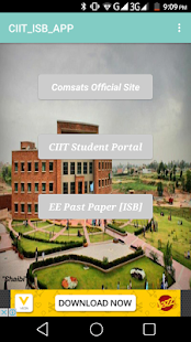 Comsats_ISB - náhled
