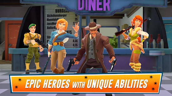 Heroes of Warland – PvP Shooting Arena 10