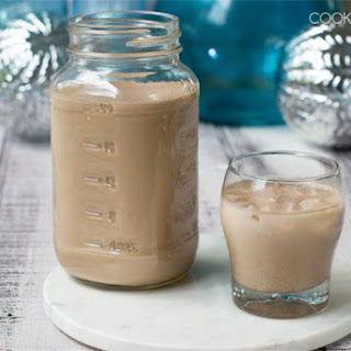 Light Homemade Irish Cream