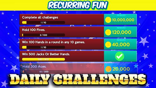 Free Video Poker Games - Multi Hand Poker Casino screenshots 5