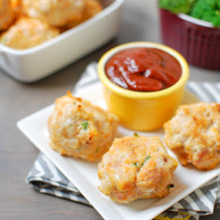 Paleo Turkey Sweet Potato Meatballs