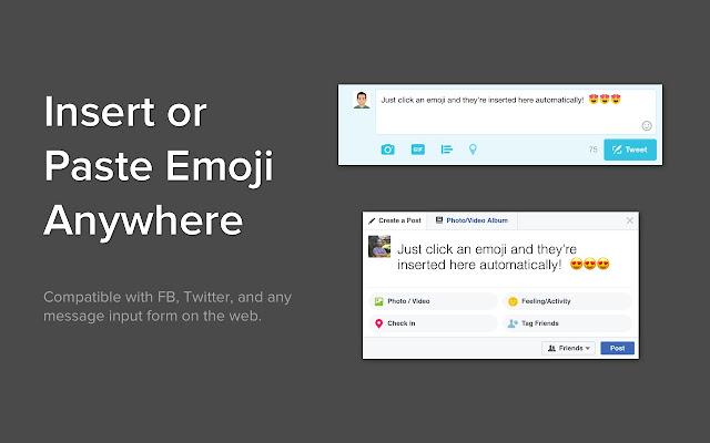 Emoji Keyboard 2016 By Emojione Chrome Web Store