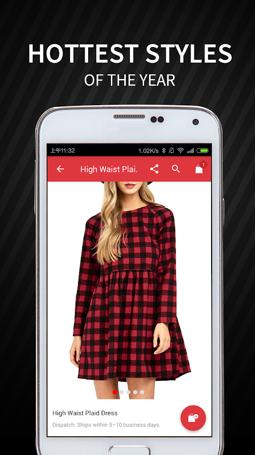 SammyDress: Dress for Less- screenshot