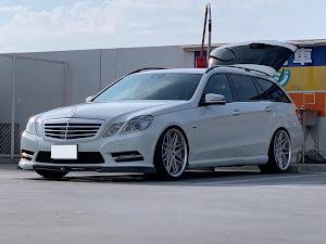 Eクラス ステーションワゴン W212のカスタム事例画像 さぶさんの2020年07月05日18:22の投稿