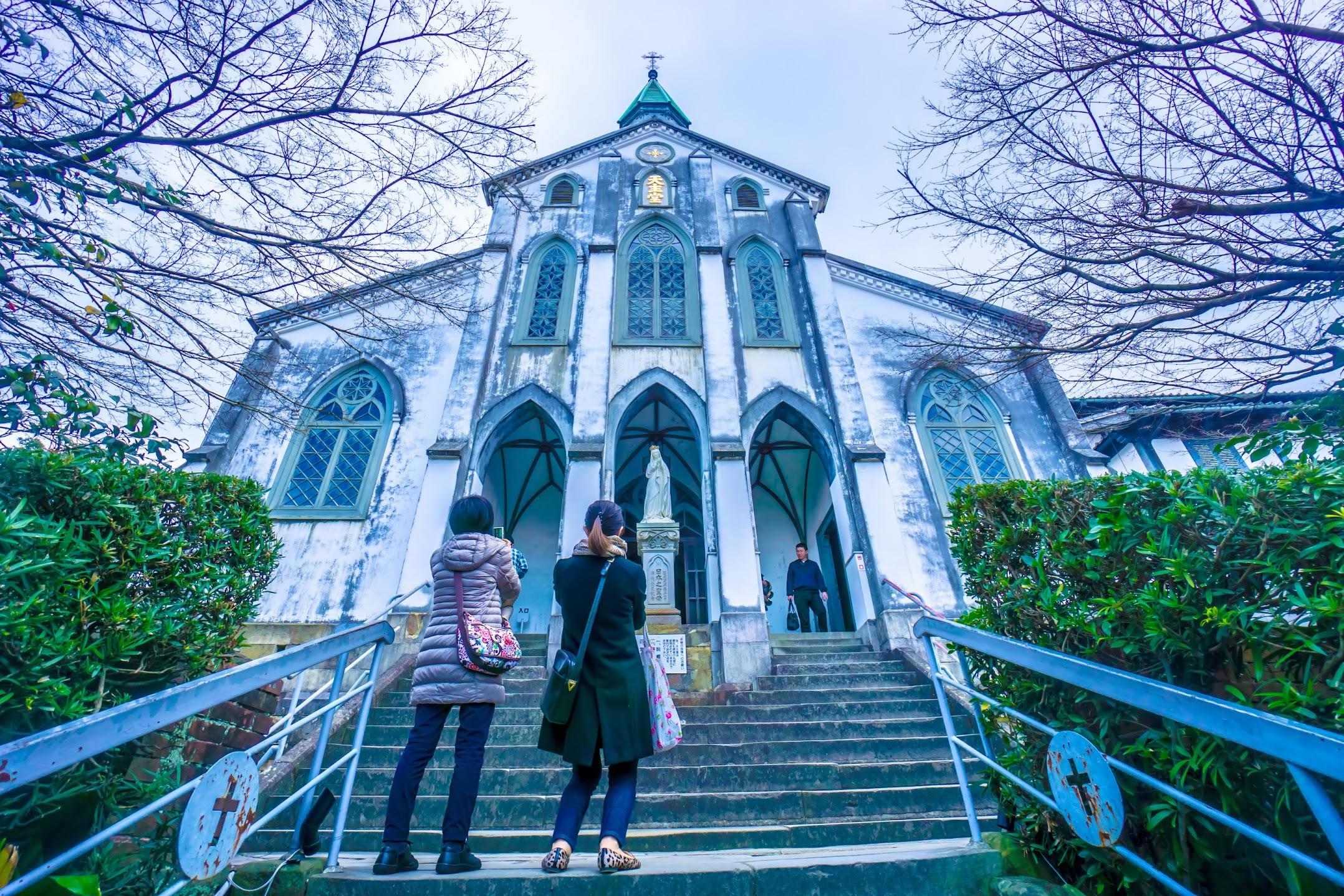 Nagasaki Oura Cathedral2
