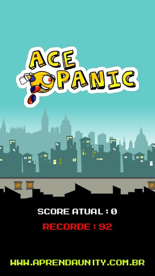 Ace Panic- screenshot