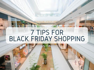7 Tips for Black Friday Shopping