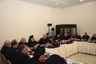 Photo: Seminario per Vescovi del Medio Oriente - Libano