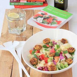 Falafel Salad Recipes