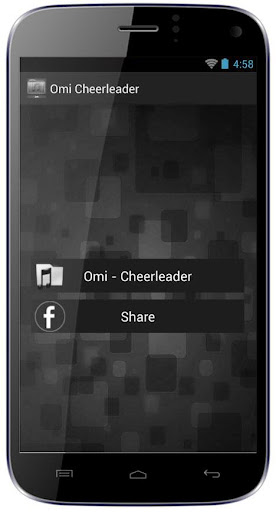 Omi Cheerleader Song Lyrics