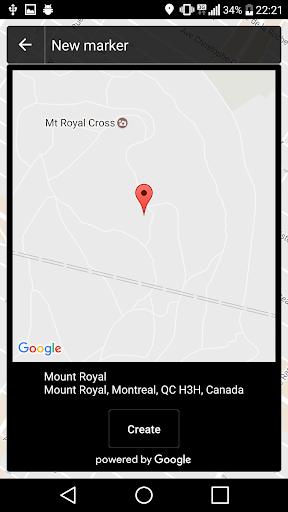 Map Marker  screenshots 8