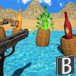 Smash Bottle Shooter Game : Shooting Games Icon