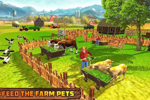 Khakassia Organic Tractor Farming Simulator 2019 2.0.3 screenshots 14