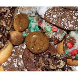 German Christmas Cookies.