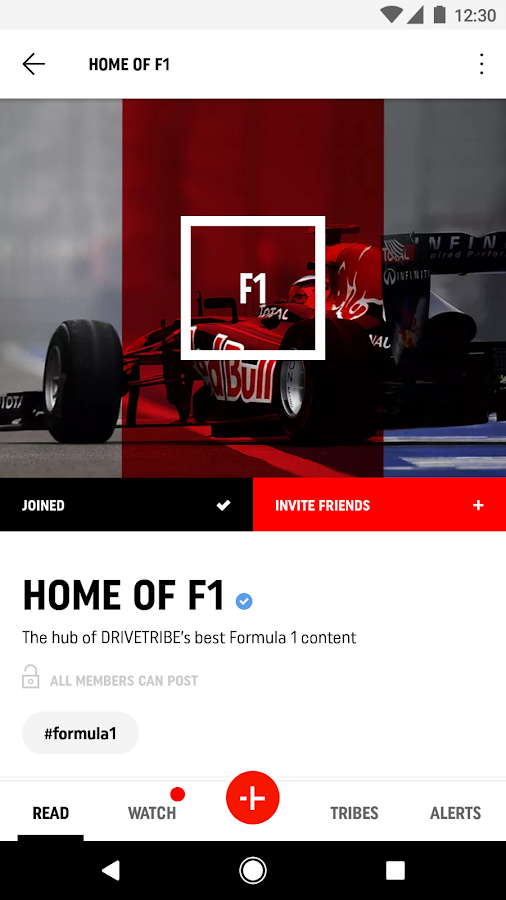 DRIVETRIBE – F1, Cars, Bikes- screenshot