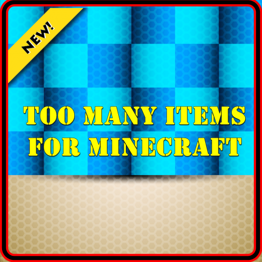 Too Many Items for Minecraft